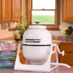 Great Green Find: The Wonder Wash Manual Washing Machine