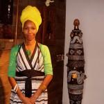 Black History Makers: A Five Question Interview with Artist Karen Seneferu