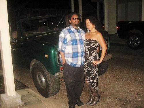 Saleem and I