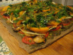 Sensuous Raw Pizza & Magical Living Quiche